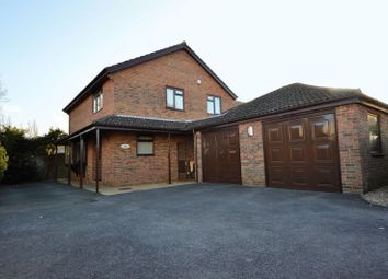 Thumbnail 4 bed detached house for sale in Southleigh Road, Denvilles, Havant