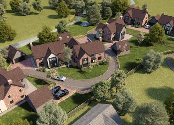 Thumbnail 5 bed detached house for sale in Bowbrook, Shrewsbury