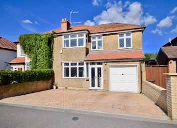 Thumbnail 3 bed semi-detached house for sale in Oakhill Road, Ashtead
