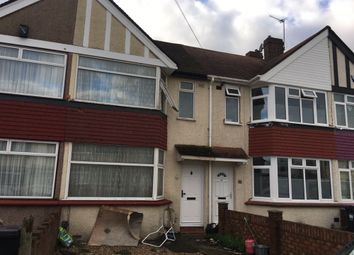 Thumbnail 3 bed terraced house to rent in Hanover Avenue, Feltham