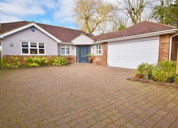 Thumbnail 3 bed detached bungalow for sale in Tye Common Road, Billericay