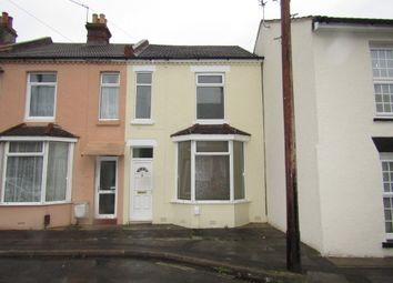 Thumbnail 3 bed terraced house to rent in Clifton Street, Gosport