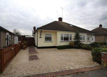 Thumbnail 2 bed semi-detached bungalow for sale in Bradley Close, Benfleet