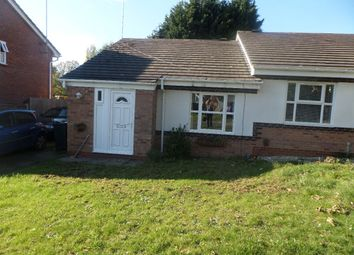Thumbnail 2 bed bungalow to rent in Humphrey Middlemore Drive, Harborne