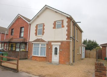 Thumbnail 3 bed semi-detached house for sale in Gosport Road, Fareham