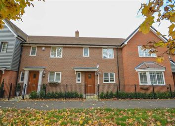 Thumbnail 3 bed terraced house for sale in Clements Close, Ware, Hertfordshire