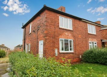 Thumbnail 2 bed semi-detached house for sale in Ash Crescent, Hordon, Peterlee, Durham