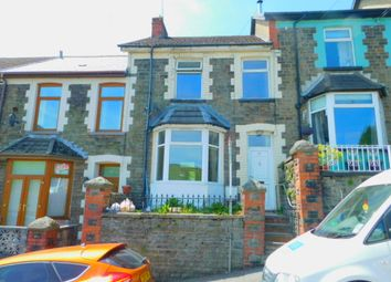 Thumbnail 3 bed terraced house to rent in Brondeg Street, Tylorstown