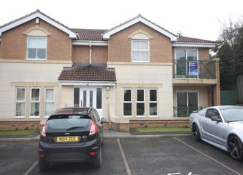 Thumbnail 2 bed flat for sale in Finchlay Court, Brookfield, Middlesbrough