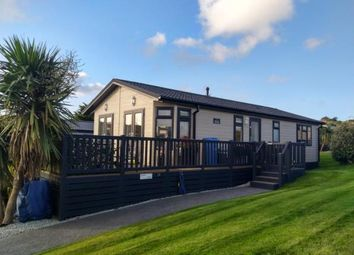 Thumbnail 3 bed mobile/park home for sale in Praa Sands Holiday Village, Praa Sands, Penzance