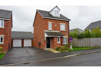 Thumbnail 4 bed detached house for sale in Salisbury Avenue, Bolton