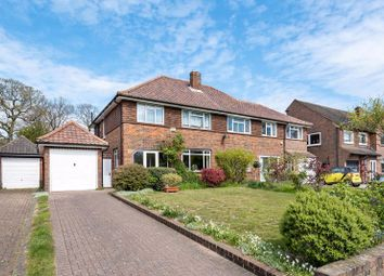Thumbnail 3 bed semi-detached house for sale in Fairoak Drive, London