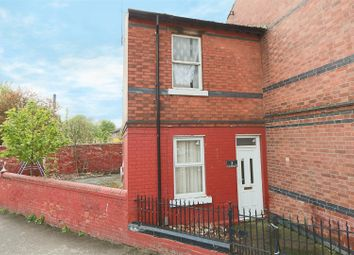 Thumbnail 2 bed end terrace house for sale in Ransom Road, Nottingham