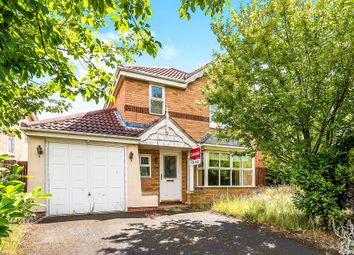 Thumbnail 4 bed detached house for sale in Padstow Drive, Stafford