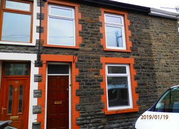 Thumbnail 4 bed terraced house to rent in Lewis Street, Pentre, Rhondda Cynon Taff.