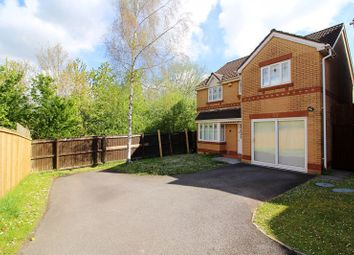 Thumbnail 4 bed detached house for sale in Ramsons Way, St. Fagans, Cardiff