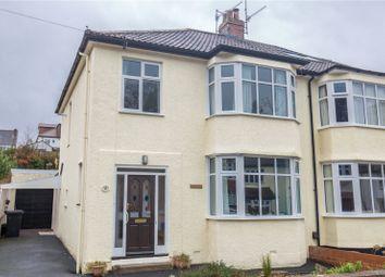 Thumbnail 3 bed semi-detached house for sale in Glen Drive, Stoke Bishop, Bristol