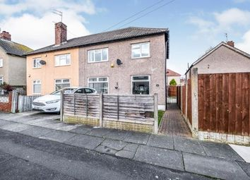 Thumbnail 3 bed semi-detached house for sale in Stamfordham Drive, Liverpool, Merseyside