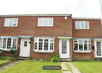 Thumbnail 2 bed terraced house to rent in Rutland Close, Warsop