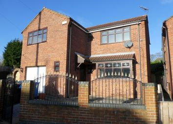 Thumbnail 3 bed detached house to rent in Tedworth Road, Bilton Grange, Hull, East Riding Of Yorkshire