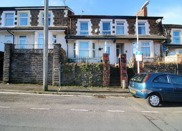 Thumbnail 5 bed terraced house for sale in Kingsland Terrace, Treforest, Pontypridd