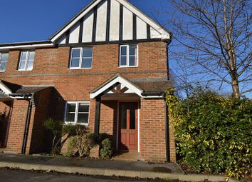 Thumbnail 3 bed end terrace house to rent in Sherington Close, Prospect Road, Farnborough