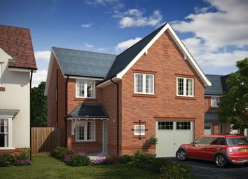 Thumbnail 4 bed detached house for sale in Mosley Common Road, Tyldesley, Manchester