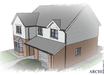 Thumbnail 4 bed detached house for sale in Y Padogau, Ffosyffin, Aberaeron