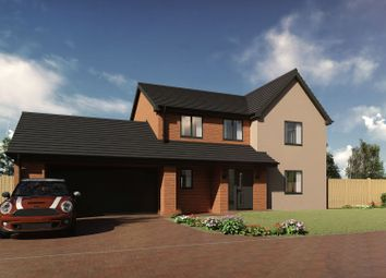 Thumbnail 4 bed detached house for sale in The Old Nurseries, Whitchurch, Ross-On-Wye