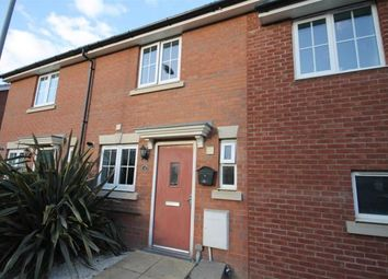 Thumbnail 2 bed terraced house for sale in Woodpecker Way, Costessey, Norwich