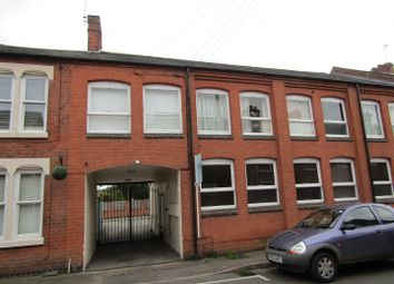 Thumbnail 1 bed flat for sale in Kings Court, King Street, Enderby, Leicester