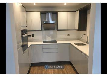 Thumbnail 1 bed flat to rent in Kensington Court, Luton