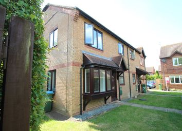 Thumbnail 1 bed flat for sale in Parslow Court, Hawkslade, Aylesbury