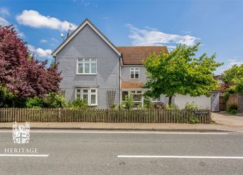Thumbnail 4 bed detached house for sale in Faulkbourne, Faulkbourne, Essex