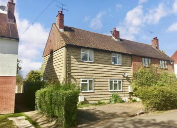 Thumbnail 3 bed semi-detached house for sale in Forstal Road, Egerton, Ashford, Kent