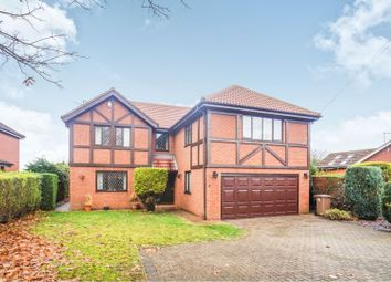 Thumbnail 5 bed detached house for sale in School Lane, North Scarle