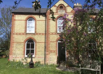 Thumbnail 4 bed detached house for sale in Cottenham, Cambridge
