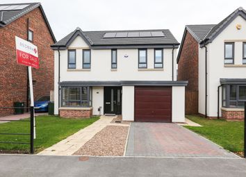 Thumbnail 4 bed detached house for sale in Chapel Walk, Frederick Street, Catcliffe, Rotherham
