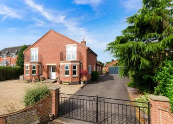 Thumbnail 4 bed detached house for sale in Marsh Lane, North Muskham, Newark, Nottinghamshire