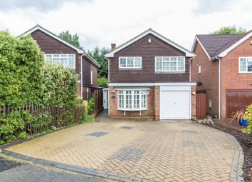 Thumbnail 4 bed detached house for sale in The Terlings, Brentwood