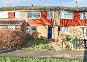 Thumbnail 3 bed terraced house to rent in Bakers Close, Comberton, Cambridge