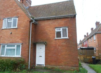 Thumbnail 1 bed flat to rent in Westfield Road, Yeovil