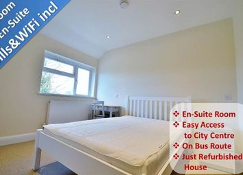 Thumbnail Room to rent in Thorleye Road, Cambridge