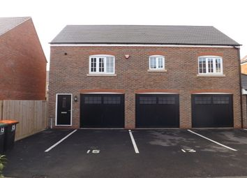 Thumbnail 2 bed property to rent in Lewis Close, Kempston, Bedford