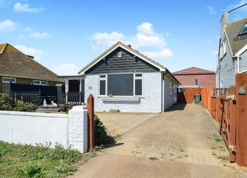 Thumbnail 2 bed detached bungalow for sale in The Promenade, Peacehaven