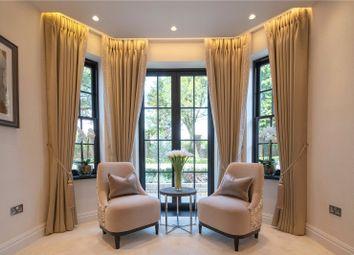 Thumbnail 3 bedroom flat for sale in Pentagon House, 18 Camlet Way, Hadley Wood, Barnet