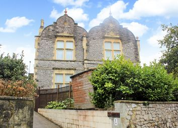 Thumbnail 3 bed flat for sale in Landemann Circus, Weston Super Mare