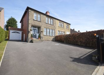 Thumbnail 3 bed semi-detached house for sale in Wakefield Road, Lepton, Huddersfield