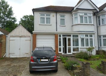 Thumbnail 5 bed semi-detached house for sale in The Crescent, Gants Hill