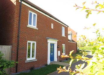 Thumbnail 4 bedroom detached house for sale in Ascot Way, Bicester